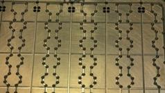 アルミ製金型へのTiN膜コーティング